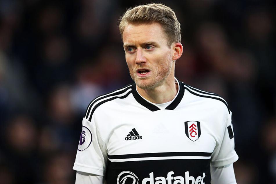 """André Schürrles Leihe zum FC Fulham war nicht gerade von Erfolg gekrönt. Am Ende stieg er sang- und klanglos mit den """"Cottagers"""" aus der Premier League ab."""