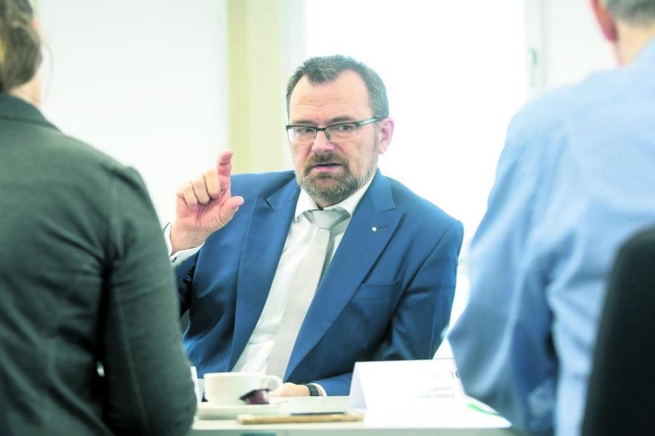 Arbeitsamts-Chef rechnet mit neuen Jobs in Sachsen