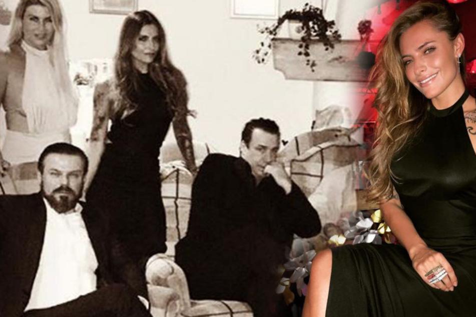 Liebescomeback? Sophia Thomalla feiert mit Till Lindemann