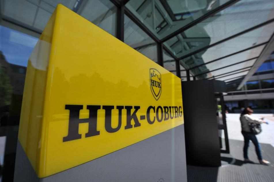Die HUK Coburg liegt im Markt der Autoversicherer klar vorne. (Archivbild)