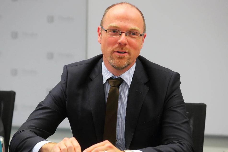Laut VVO-Sprecher Christian Schlemper (43) werden auf der neuen Linie modernisierte Züge eingesetzt.