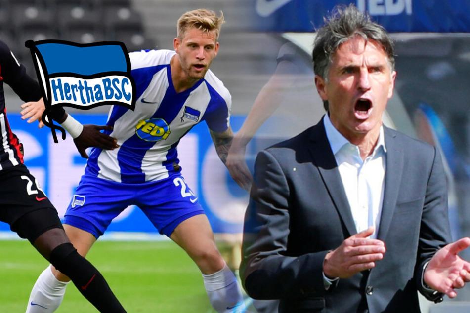 Labbadia will kein Risiko eingehen: Hertha fehlen 14 Spieler!