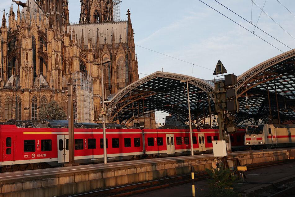 Während Bahnstreik: Zeitgleich Großbaustelle im Kölner Hauptbahnhof