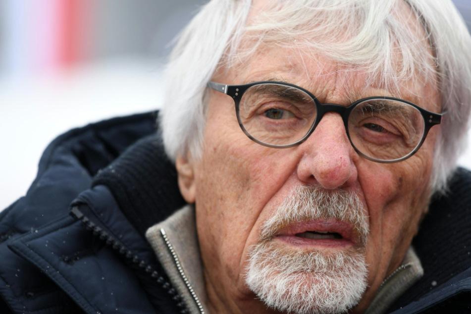 """Bernie Ecclestone: """"Kein Unterschied, ob man Vater mit 89 oder 29 ist!"""""""