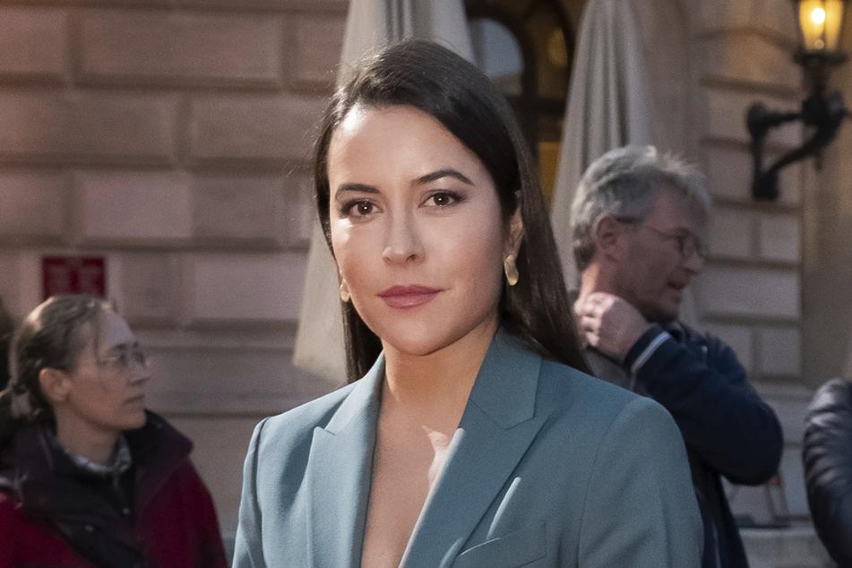 """Aline Abboud (33) ist bald in den """"Tagesthemen"""" zu sehen. (Archivbild)"""