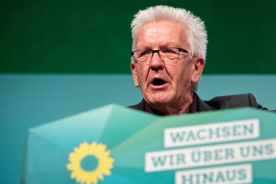 Kretschmann verteidigt Abweichen des Landes bei Kontaktregeln