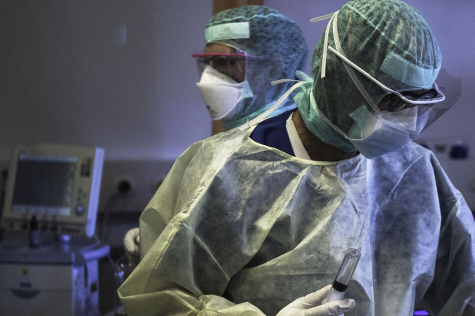 Die Ärtze konnten das Leben des Patienten leider nicht mehr retten. (Symbolbild)