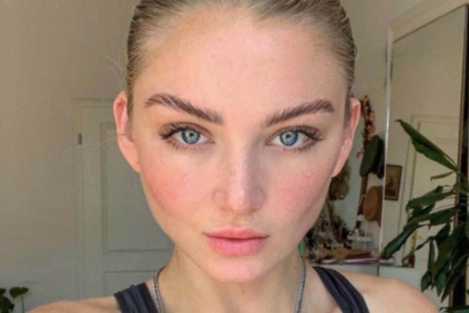 Julia Wulf (25) ist wieder Single.