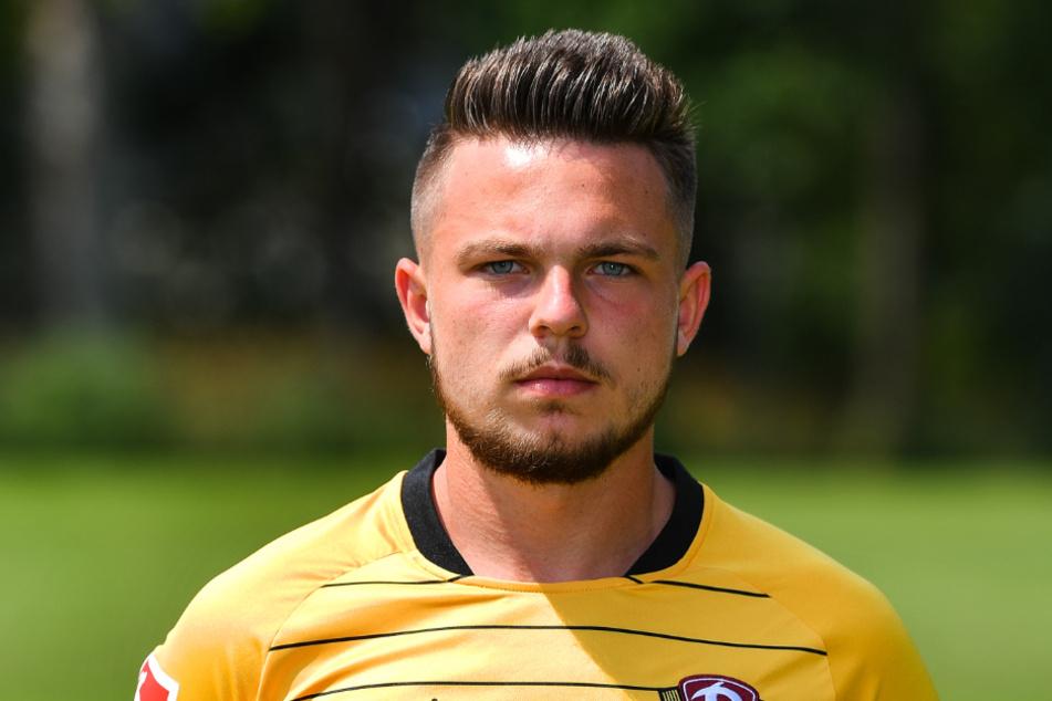 Dynamo Dresden plant die kommende Saison ohne Vasil Kušej (20).
