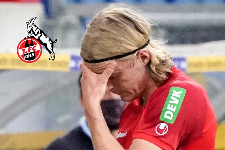 1. FC Köln muss nach Roter Karte zwei Spiele auf Bornauw verzichten