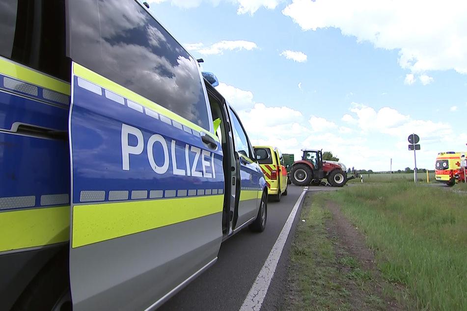 Die Polizei ermittelt derzeit noch zur genauen Unfallursache.