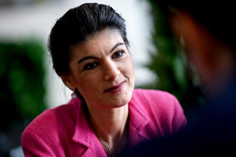 Sahra Wagenknecht (52, Die Linke) wird nicht aus ihrer Partei ausgeschlossen.