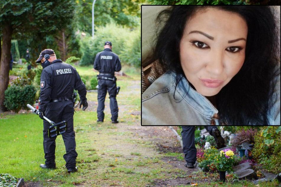 Nach Tod von Prostituierter (†40): Polizei durchkämmt Friedhof