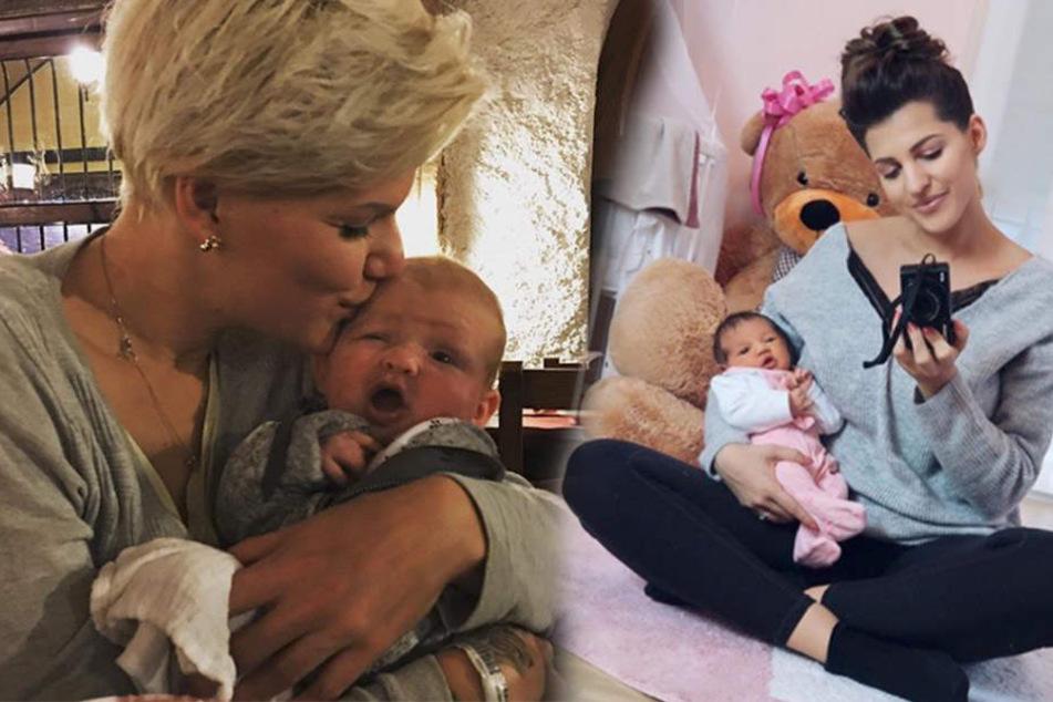 "Melanie Müller tobt über Sarah Nowaks Baby-Shooting: ""Too much!"""