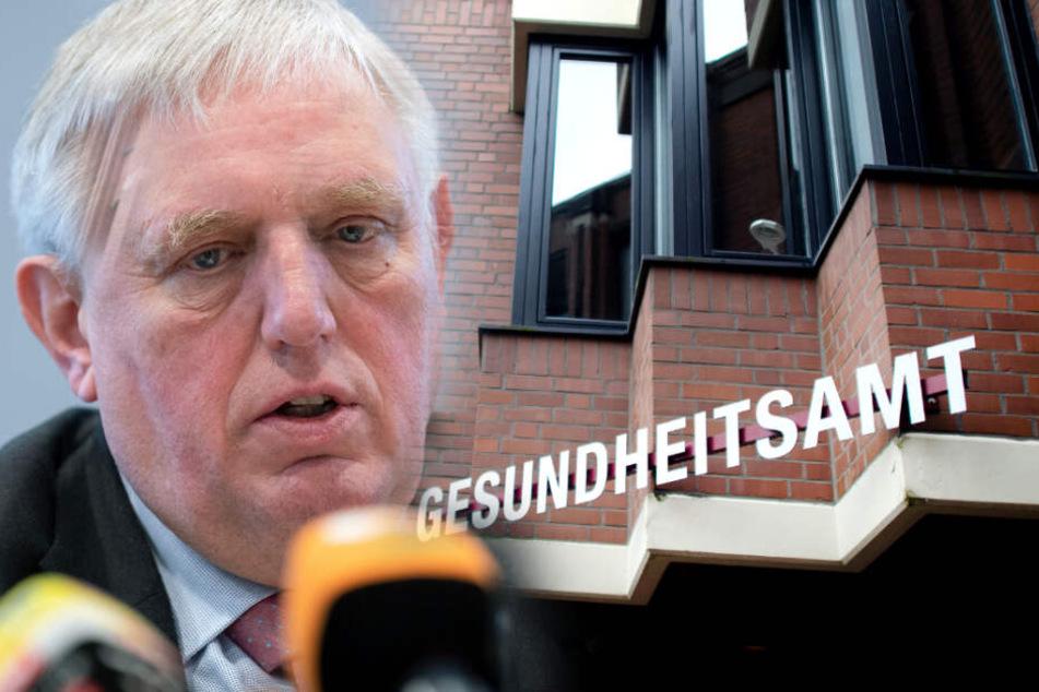 Sechs Coronavirus-Fälle in NRW: Hunderte in Quarantäne, Aufruf zur Besonnenheit