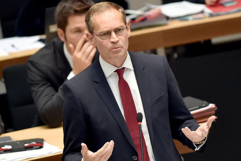 Berlins Regierender Bürgermeister ist eine solidarische Gesellschaft besonders wichtig.