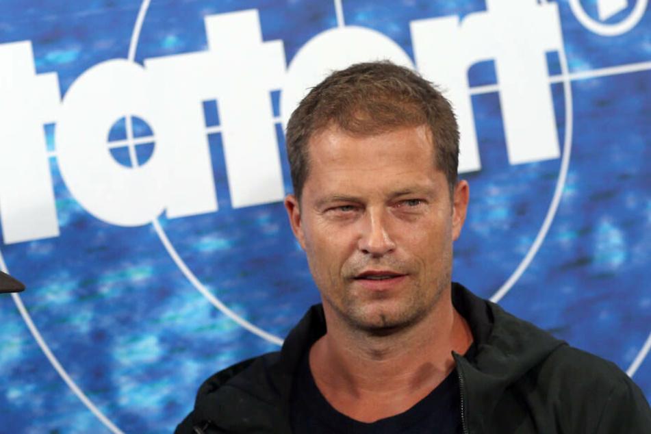 """Til Schweiger trat fünf Mal als Kommissar Nick Tschiller auf - zuletzt im Kino-""""Tatort"""" """"Tschiller - Off Duty""""."""