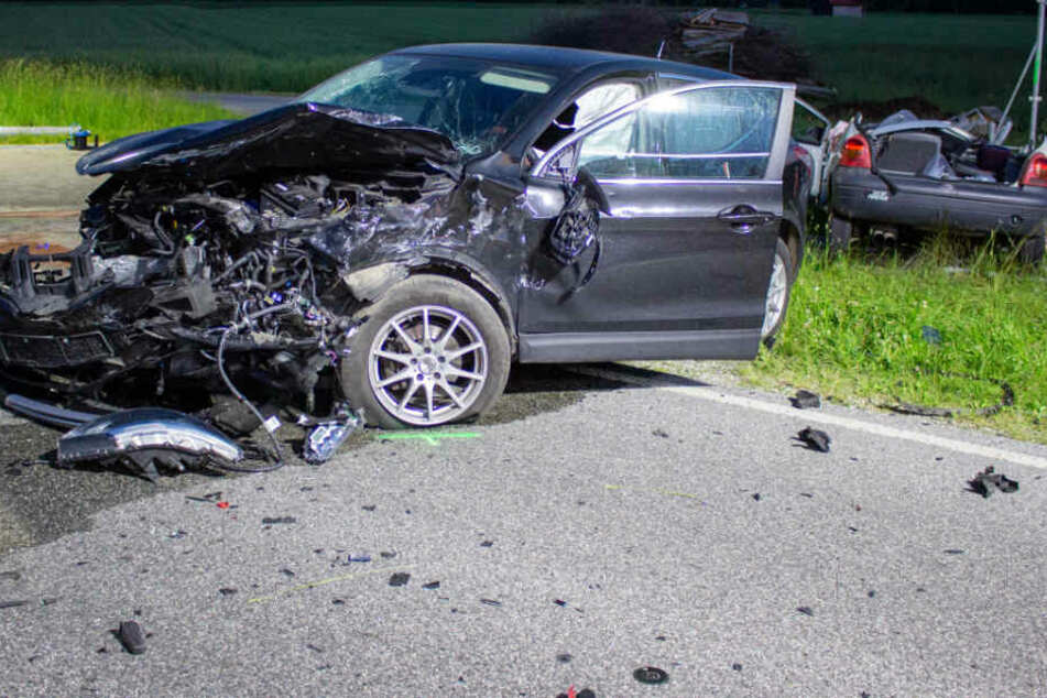 In Bayern ist es bei Pähl zu einem schweren Verkehrsunfall gekommen.
