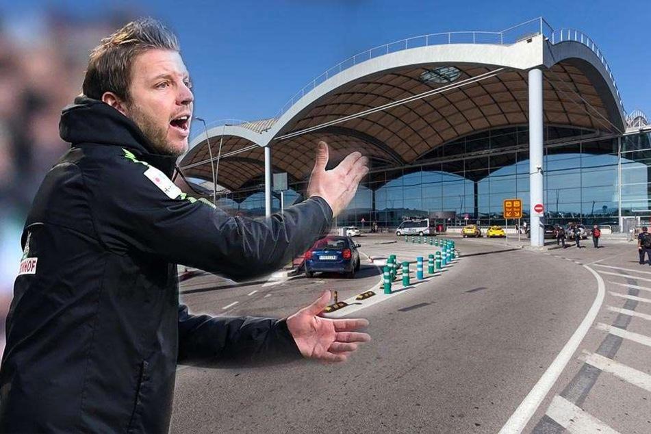 Busfahrer bringt Werder-Profis zum falschen Flughafen