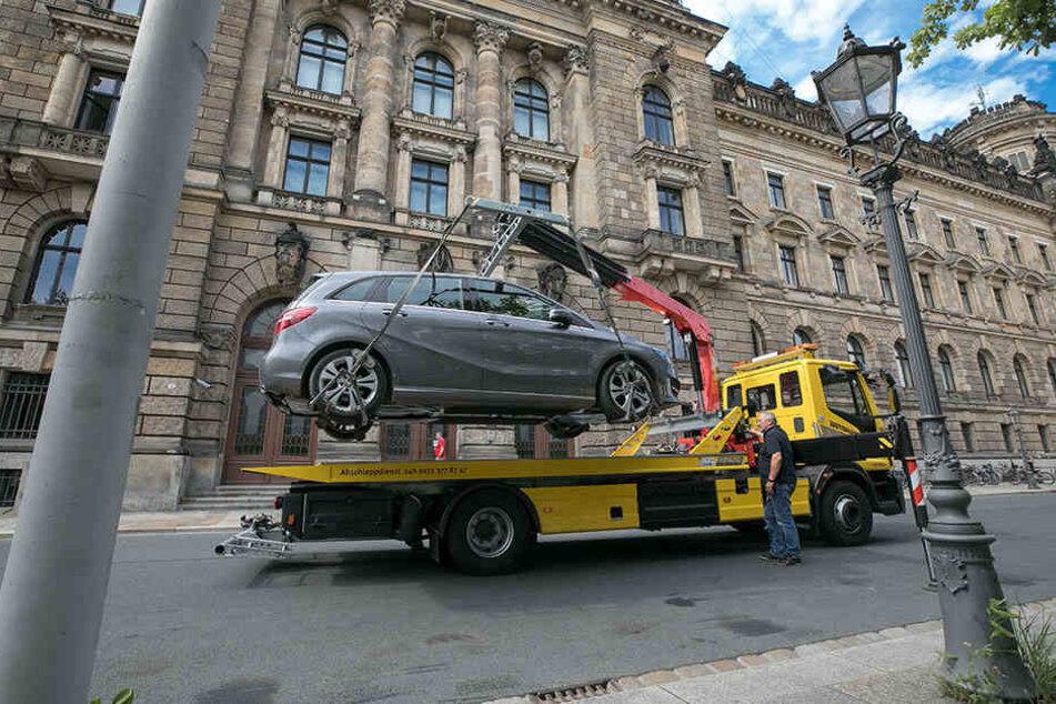 Bauherren müssen bald weniger Stellplätze nachweisen. Droht Dresden jetzt eine noch größere Parkplatznot?