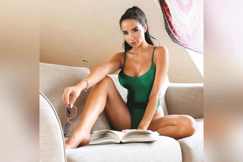 Natasha Granos Instagram-Bilder sind sexy und attraktiv, in erster Linie sollen sie ihr aber jede Menge Cash einbringen.