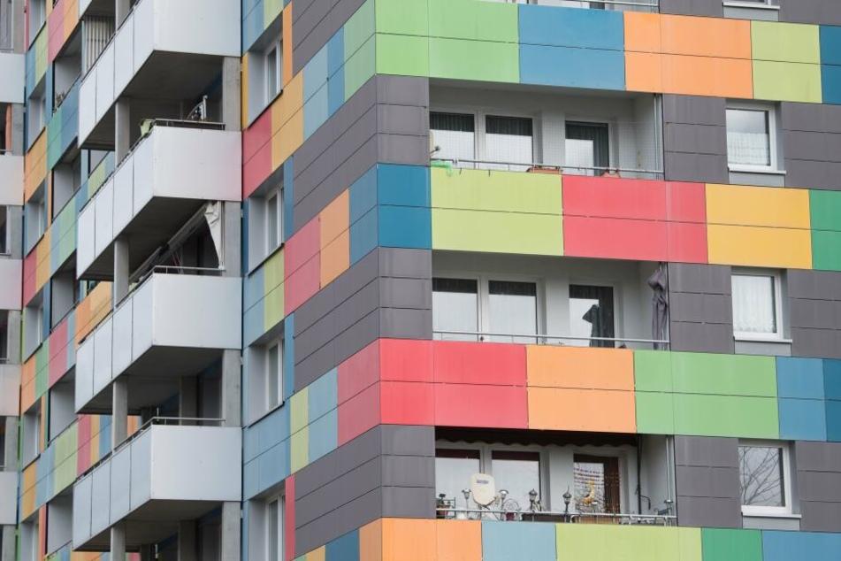 Riesige Wohnblocks - der Anblick ist in Deutschland nichts Neues!