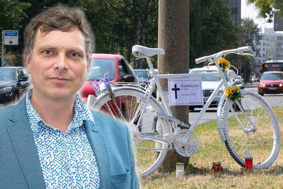 Radlerin getötet: Politiker will Umbau der Petersburger