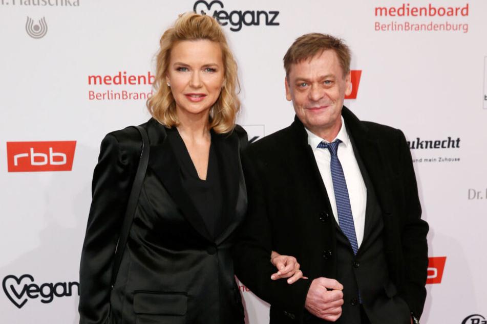 Das Medienboard Berlin-Brandenburg lud zur Party ins Ritz Carlton im Rahmen der Berlinale.