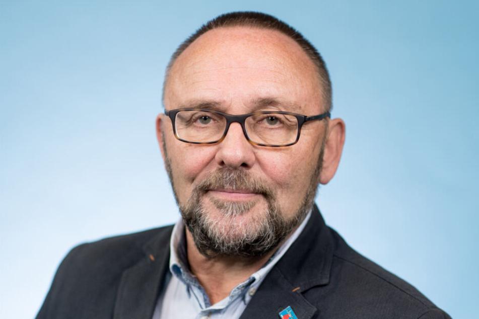 Frank Magnitz sitzt für die AfD im Bundestag und ist Spitzenkandidat der Partei für die Bürgerschaftswahl in Bremen.