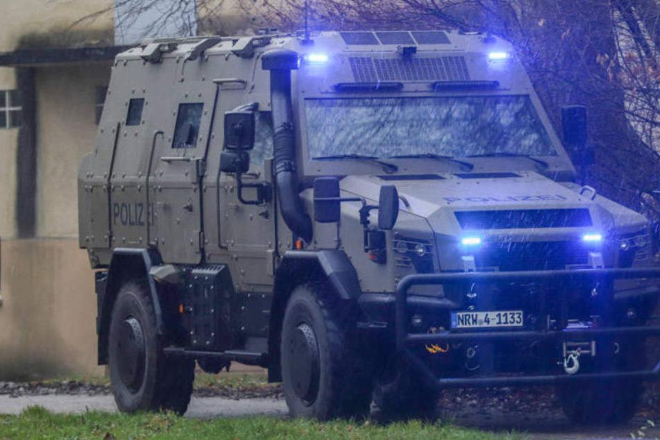 """""""Der Surivor R"""" soll vor allem im Kampf gegen Terroristen und Rocker-Banden eingesetzt werden."""