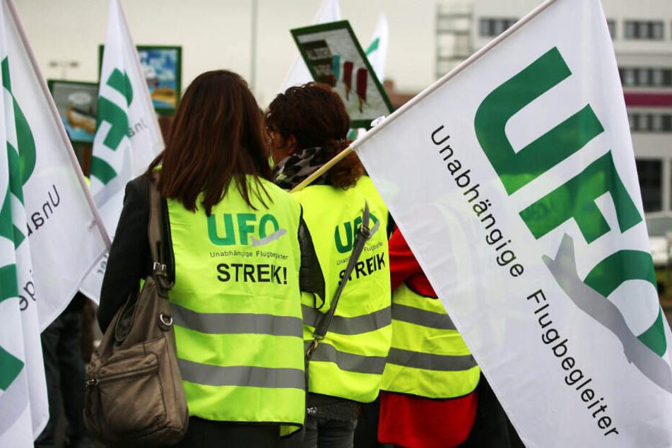 Lufthansa-Streik: So viele Flüge fallen in NRW aus