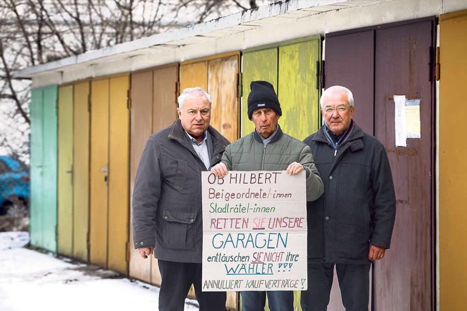 Wohnen Statt Parken Müssen Dresdner Ddr Garagen Der Neuen Woba