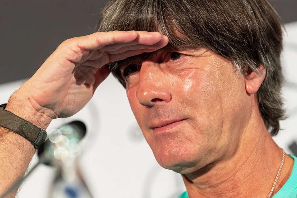 Hat den Durchblick: DFB-Bundestrainer Joachim Löw.