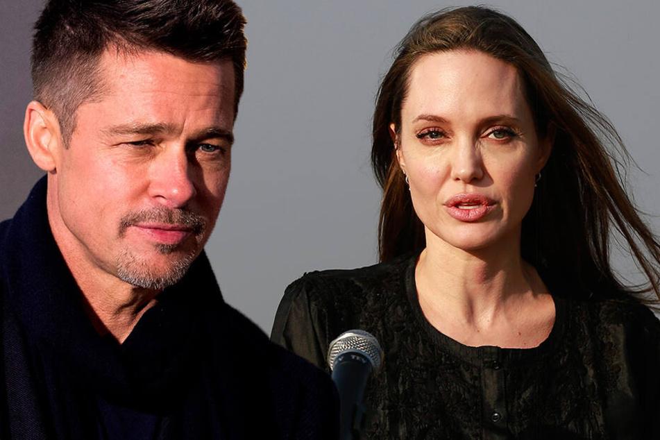 Wende im Rosenkrieg? Was Angelina Jolie und Brad Pitt angeblich planen