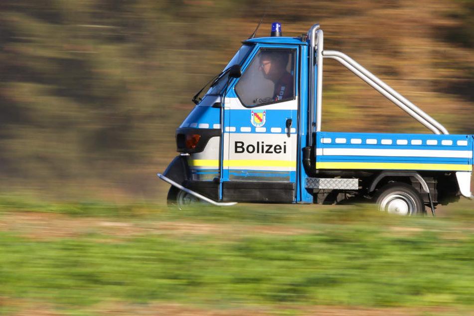 """Achtung: Hier ist die """"Bolizei"""" unterwegs"""