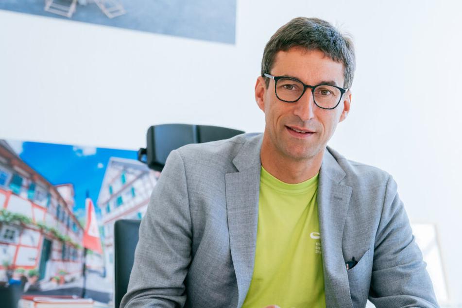 Matthias Klopfer zog seine Kandidatur zurück.
