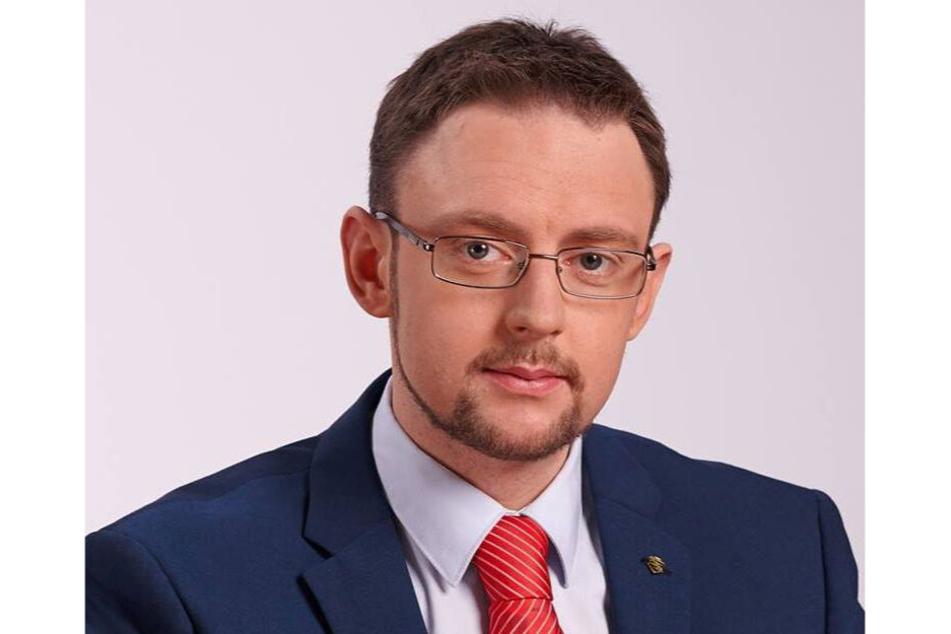 """Anfragesteller Dr. Rolf Weigand (AfD): """"Sachsens Schulen sind nicht mehr sicher und ein Hort von Gewalt und Willkür geworden."""""""