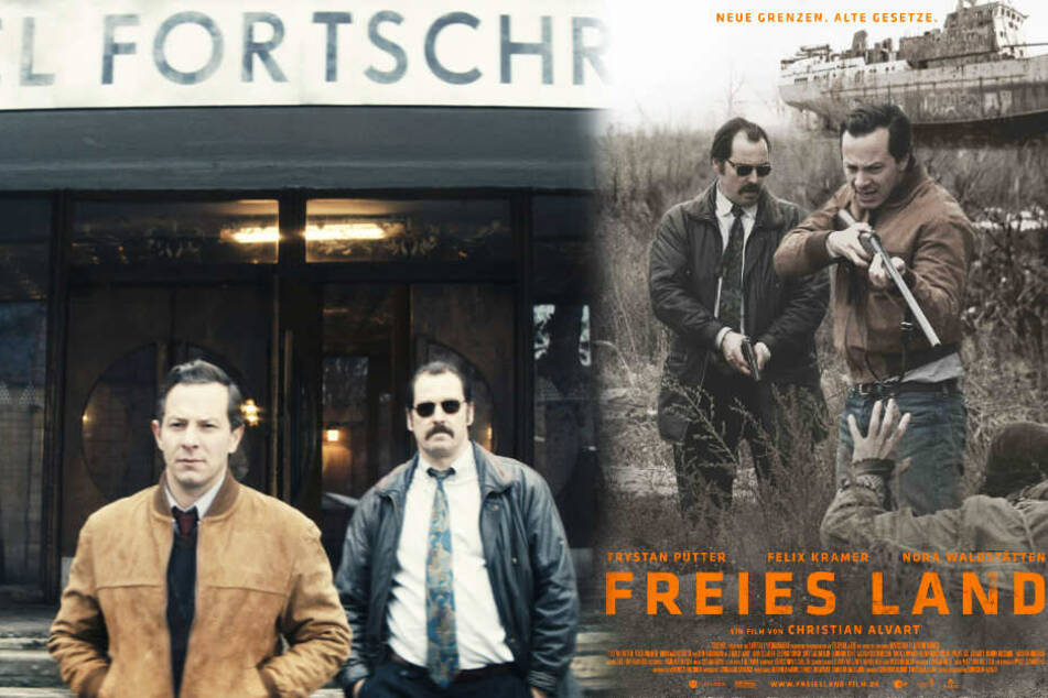 """""""Freies Land"""" ist ein brutaler Krimi-Thriller! Was hat es mit dem """"Stasi-Schwein"""" auf sich?"""