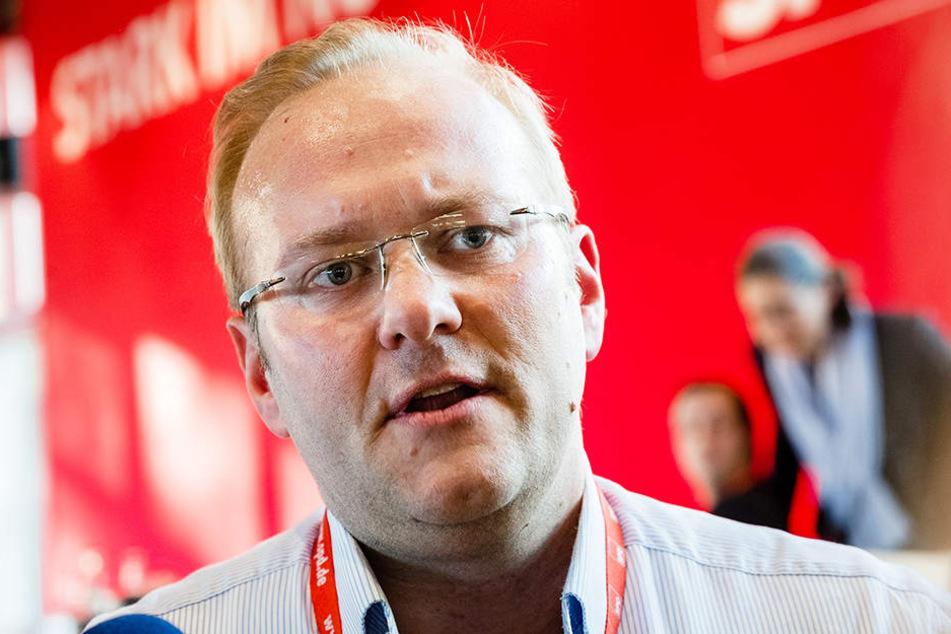 Enrico Kreft von der Nord-SPD geht als Spitzenkandidat in die Europawahl.