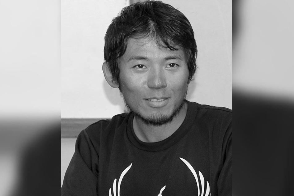 Extrem-Bergsteiger Nobukazu Kuriki ist tot. Er wurde nur 36 Jahre alt.
