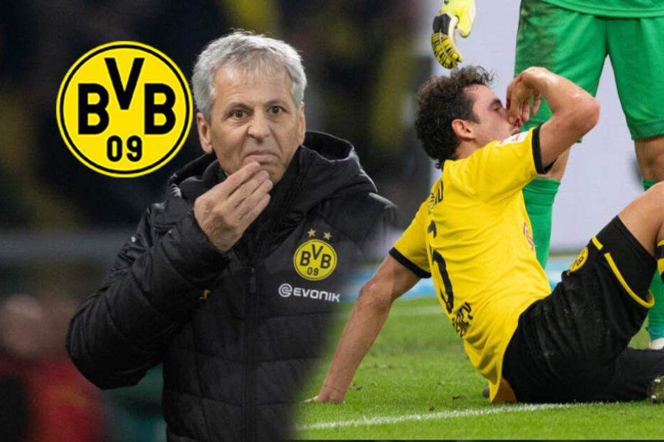 Verletzungsschock beim BVB: Fällt Delaney für den Rest der Hinrunde aus?