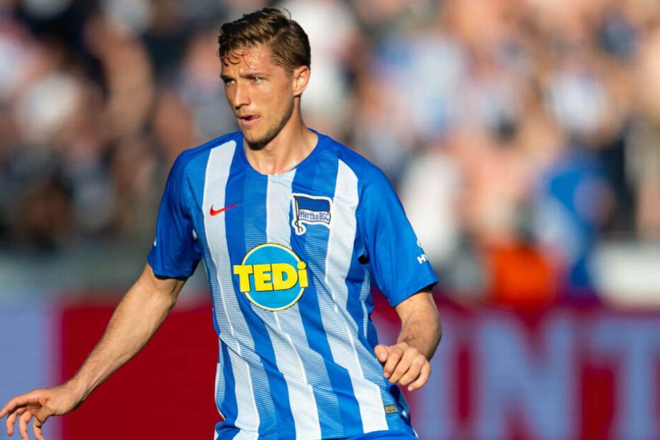 Niklas Stark spielt inzwischen schon vier Jahre bei Hertha BSC.