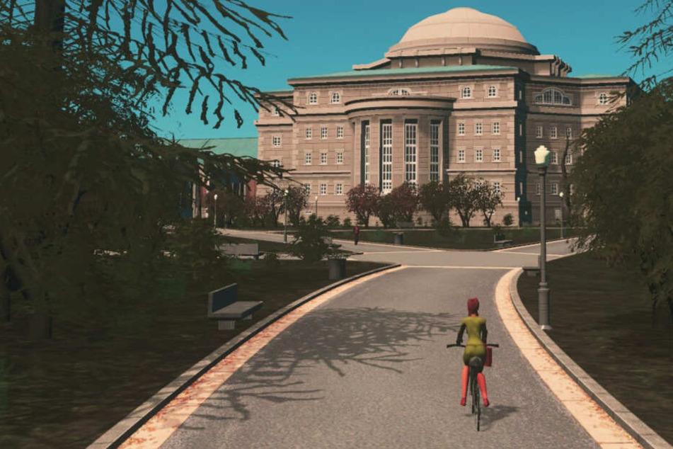 """Ab auf die Uni: Auch die Konsolenspieler dürfen sich nun über """"bildende"""" Erweiterungen für """"Cities: Skylines"""" freuen."""