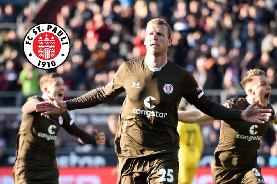 FC St. Pauli: Doppelpacker Veerman blickt auf schwieriges Jahr zurück