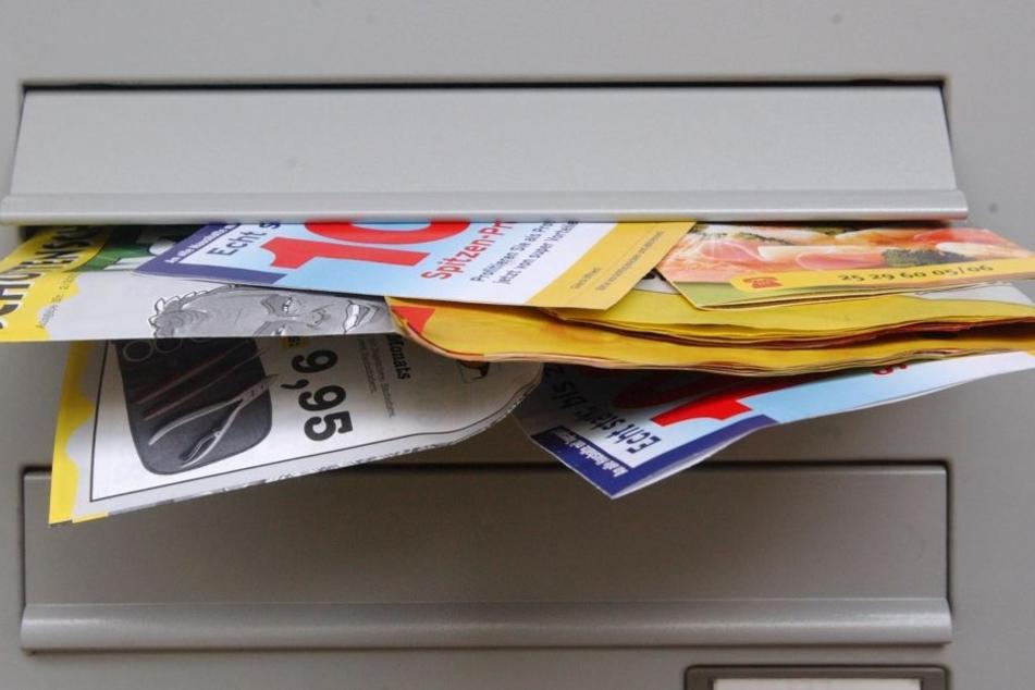 Der Fehler fiel erst auf, weil der Briefkasten überquoll. (Symbolbild)
