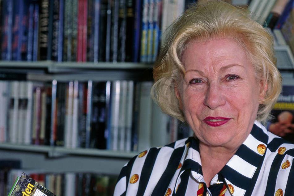 Erika Krause schrieb auch Fachbücher rund um den Garten.