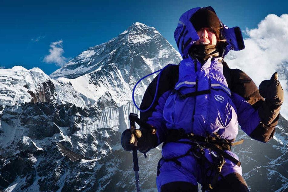 Es steht fest! Sie ist die jüngste deutsche Bezwingerin des Mount Everest