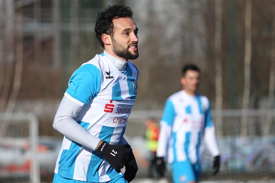 Fliegt nicht mit ins Trainingslager: CFC-Kicker Fabian Müller.