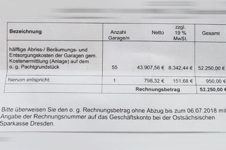 Turbo Gnadenlos: Dresden kassiert Garagen-Gemeinschaft für Abriss ab - TAG24 OQ77