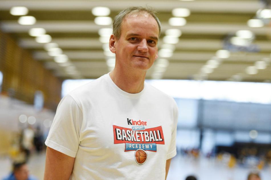 Henning Harnisch ist derzeit Vize-Präsident von Alba Berlin.